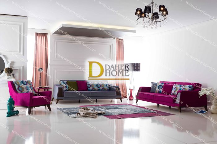 201.Daher Home Poster