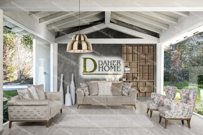 214.Daher Home Poster