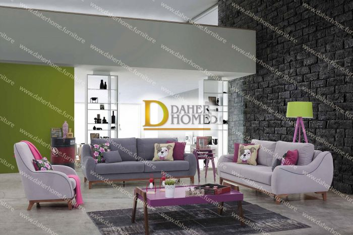 215.Daher Home Poster