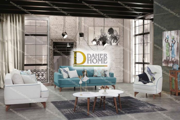 219.Daher Home Poster