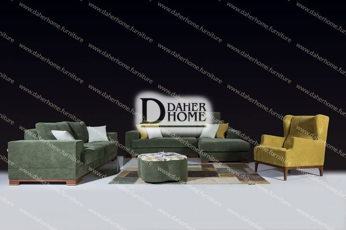 221.Daher Home Poster