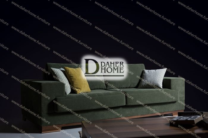 223.Daher Home Poster