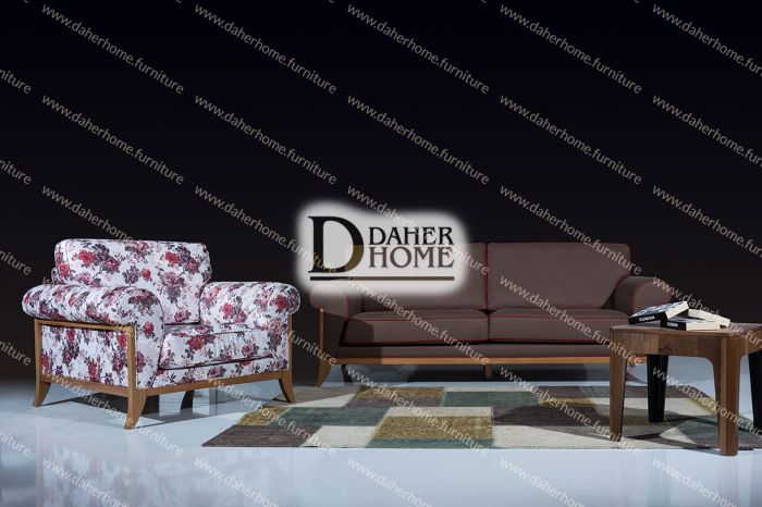 225.Daher Home Poster